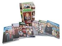 watched once big dvd box set Parks & Recreatio 1-7 The Complete Series