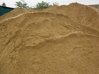 sharp sand delivery for pavingand artificial grass