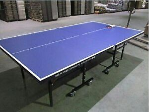 Tennis Tables For Sale For Your New Home Text 5195774869