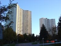 2 Bedroom Apt on Special - North York Area