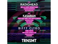 See Radiohead at TRNSMT Friday 7th July
