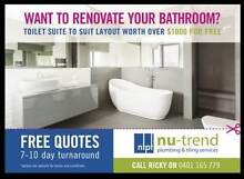Nutrend Plumbing & Tiling Services South Hurstville Kogarah Area Preview
