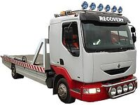 24/7 CHEAP CAR BREAKDOWN RECOVERY TOW TOWING SERVICE LONDON