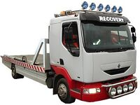 24/7 Recovery and car transporter