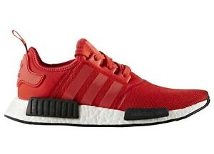 ADIDAS NMD R1 RED - BRAND NEW IN BOX - SIZE 8