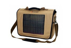 BACK TO SCHOOL GIFTS : Solar Messenger Bags!