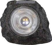Solarleuchte Stein