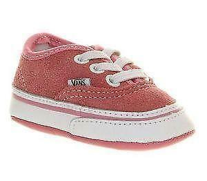 586077cda6428d Baby Vans Crib Shoes