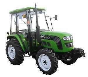 traktor allrad frontlader kabine ebay. Black Bedroom Furniture Sets. Home Design Ideas