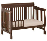 crib that coverts into bed