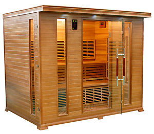 REPAEATION SAUNA  INFRAROUGE slima vitalite massage