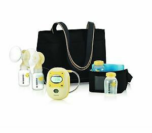 Freestyle Breastpump - with BPA-Free Bottles