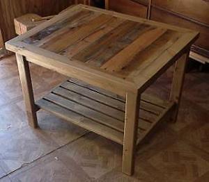 Fabricamos mesas respaldos de cama etc todo con material for Loquo muebles