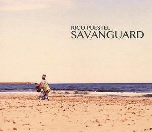 Savanguard von Rico Puestel (2015), Digipack, Neu OVP, CD