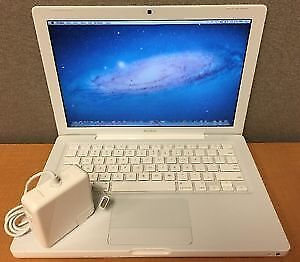 Mid 2009 Old Style White Macbook