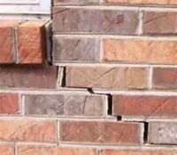 Brick Faces/Tuck pointing/Chimney Repointing/Insured/Free Quotes