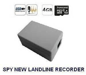 TELEPHONE RECORDING DEVECE NEW IN BOX .