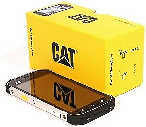Caterpillar CAT S40 Rugged Waterproof Unlocked Like New in Box