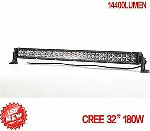 "33""180w LED ATV Off Road Light Bar"
