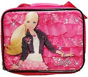 Barbie lunch box and water bottle