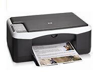 HP Deskjet F2180 All-in-One Printer-Scanner-Copier