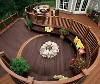 Best quality concrete, landscaping and carpentry