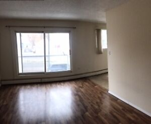 April FREE, May 1/2 rent! A large 1 BEDROOM suite on Whyte ave.