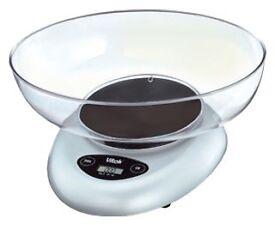 Brand new electronic kitchen scale VITEK