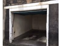 Secure Garage to let