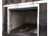 Secure Garage to let