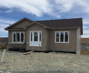 Brand New Bungalow In Westgate. St. John's Newfoundland image 1