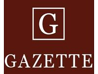 EXPERIENCED FULL TIME WAITING STAFF NEEDED