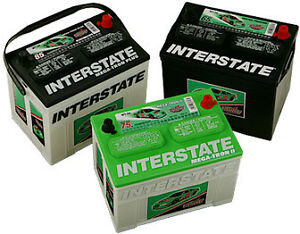 Interstate & Nationwide batteries On Sale ! London Ontario image 1