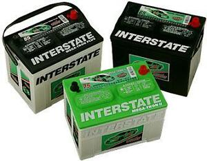 Interstate Marine/RV Deep Cycle Batteries London Ontario image 3