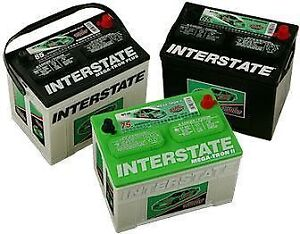 Interstate Deep Cycle Batteries For Your Trailer