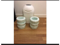 Tommee Tippee sangenic nappy disposal and 6 refills