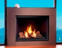 GAS FIREPLACE - HD