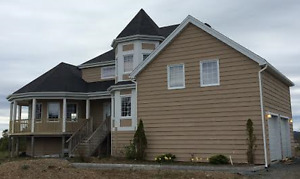 EXEC. HOME WITH BREATHTAKING VIEW OF TRINITY BAY, NEWFOUNDLAND