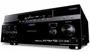 Sony DA3500ES 7.1 AV Receiver South Hurstville Kogarah Area Preview