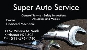 $60 Safety Inspection Special - Super Auto Service