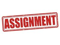 Writing / Assignment /Dissertation / Law / Essay Help / Editing / Proofreading / Best UK Writers