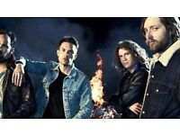 The Killers ticket Hyde Park Priority Entry
