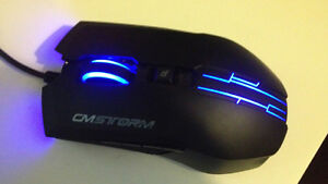 COOLER MASTER CMSTORM GAMING MOUSE BRAND NEW