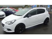 Vauxhall Corsa e 1.4 limited edition breaking parts