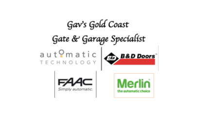 FAAC B&D ATA Automatic Garage and Gate Specialist