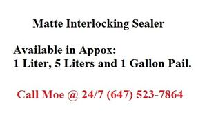 Concrete Sealer Pattern Concrete Sealer Old Interlock Sealer