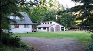 1 Owner Home and Shop on 7.77 Acres