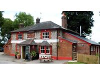 FOH job for Live-In Couple for Andover Gastro Pub Wanted *GREAT BENEFITS - DO NOT MISS OUT*