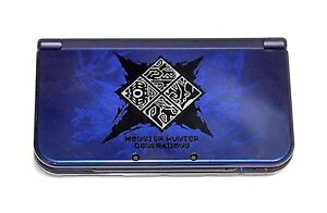 New 3ds monster hunter generations FW 9.2 + carte 32gb