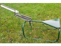 Bowman Sledge Clay Pigeon Trap, Single Arm